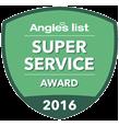 Angies List Award for Atlanta Plumber