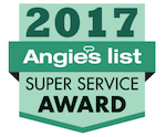 Angies List Award for Atlanta Plumber